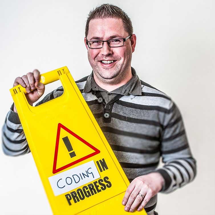 Damian Hughes Funny Profile Picture