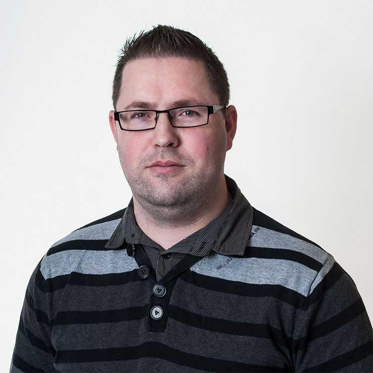 Damian Hughes Profile Picture