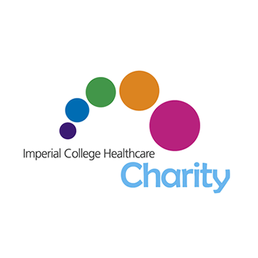 Imperial College Healthcare Charity Logo